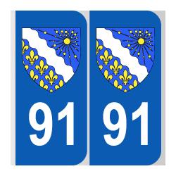 Département 91 Essonne blason