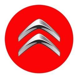 Citroën logo rouge