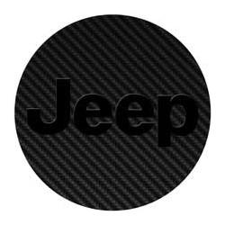 Jeep imitation carbone