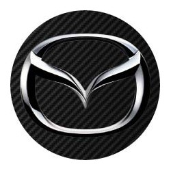 Mazda façon carbone