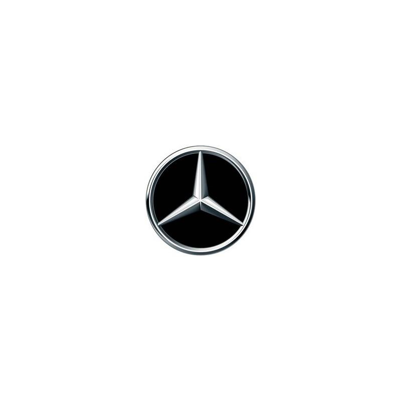 Mercedes fond noir