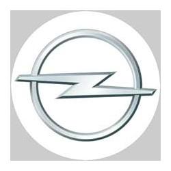 Opel fond blanc