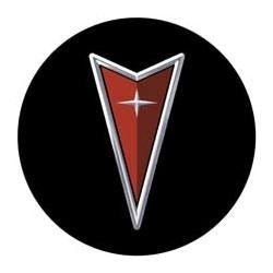 Pontiac logo jante
