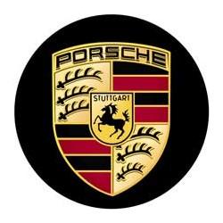Porsche logo jante