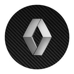 Renault imitation carbone