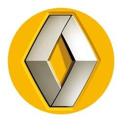 Renault jaune sport