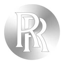 Rolls Royce imitation alu