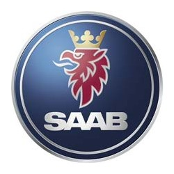 Saab logo jante