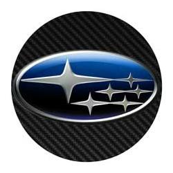 Subaru imitation carbone