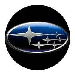 Subaru logo jante