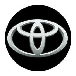 Toyota logo jante