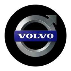 Volvo logo jante