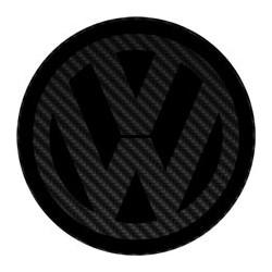 Volkswagen imitation carbone
