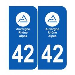 Département 42 Loire nouveau logo