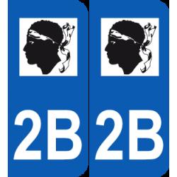 Département 2B Corse officiel