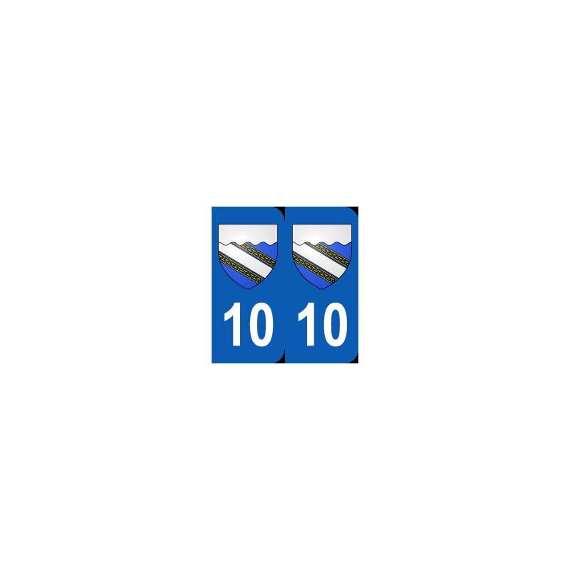 Département 10 Aube blason