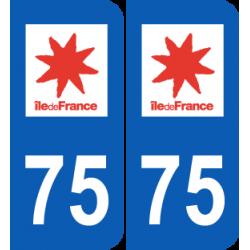 Département 75 Paris Île de France