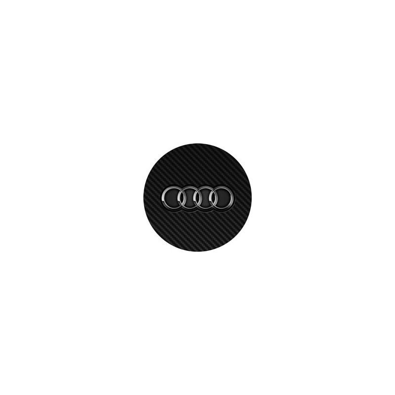 Audi imitation carbone