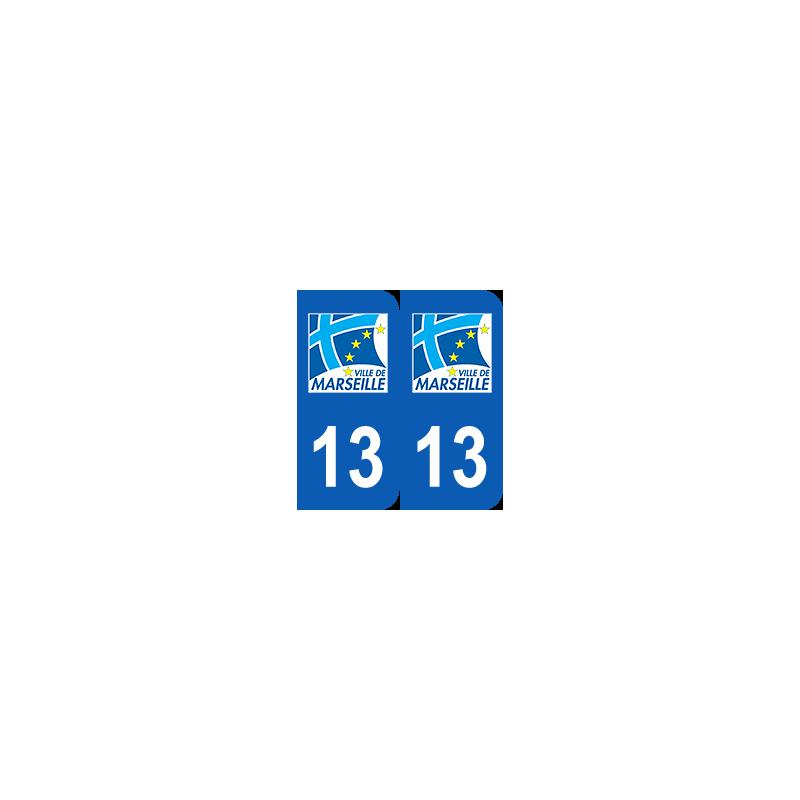 Département 13 Marseille