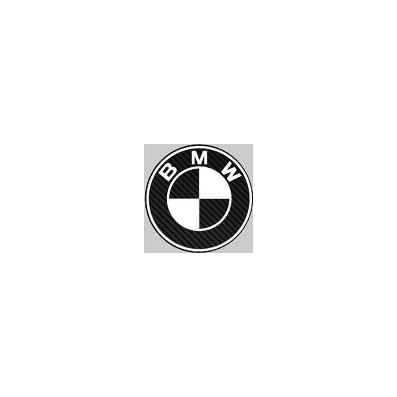 BMW imitation carbone