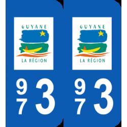 Département 973 Guyane