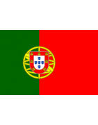 Autocollant pour plaques d'immatriculation aux couleurs du Portugal