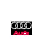 Stickers Audi pour plaques d'immatriculation