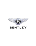 Stickers Bentley pour plaques d'immatriculation
