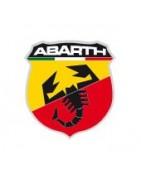 Stickers pour centre de jantes Abarth, autocollant pour cabochon