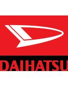 Stickers pour centre de jantes Daihatsu, autocollant pour cabochon