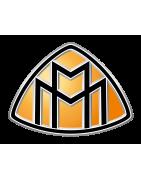Stickers pour centre de jantes Maybach, autocollant pour cabochon (cac