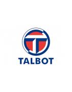 Stickers pour centre de jantes Talbot, autocollant pour cabochon (cach