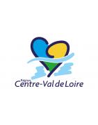 Sticker pour plaque d'immatriculation région Centre Val de Loire
